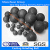 Bola de pulido con ISO9001 para el molino, minas, centrales eléctricas, plantas del cemento, industria de la máquina, industria química