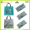 Beautiful Printing Handled Folding Non Woven Bag (PRF-3301)