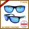 F14035紫外線自由な分極されたゴルフはサングラスを遊ばす