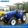 Trator da agricultura com o trator de exploração agrícola de /65HP 4WD do motor de Xinchai para a agricultura