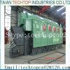 Gips-Produktionszweig Dampfkessel