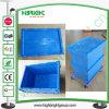 Nidal logístico plástico y caja del totalizador