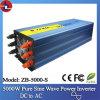 5000W 24V gelijkstroom aan 110/220V AC Pure Sine Wave Power Inverter
