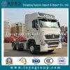 Sinotruk HOWO T7h 10wheel 440HPのトラクターのトラックのトラクターヘッド