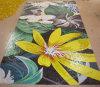 Mosaïque en verre d'art de mosaïque de fleur murale (HMP743)