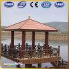 Chiosco di legno di plastica del composito WPC Pergola/WPC di prezzi