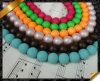 MassenWholesale Fashion Shell Pearl Beads für DIY Pendant Necklace Jewellery (GB0130)
