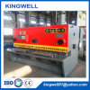 Machine de tonte de plaque hydraulique de bonne qualité de la Chine (QC11Y-16X2500)