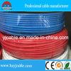Blauwe AWG 8 van de Kabel van Thw van het Koper van de Schede 600V Ontharde