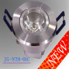 1x1W LED Downlight 2