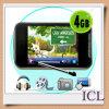 4G/8G/16G 2.8 사진기 (ICL-MP403)를 가진 인치 접촉 스크린 MP4 선수