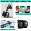 2016 2.7 2k Resolução Ambrella A7la50 Car DVR Recorder com 5.0mega Ov4689 Car Camera, 1296p Car Black Box, GPS Tracking Route by Google Map, Dash Cam DVR-2718