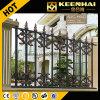 Barriera di sicurezza di alluminio del giardino della villa esterna ornamentale calda di vendita