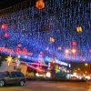 Het LEIDENE van Kerstmis Licht van de Ijskegel voor Openlucht en BinnenDecoratie