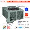 pompa termica aria-acqua dell'invertitore di CC 7kw (velocità variabile)