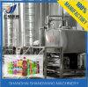 La maquinaria de relleno del refresco/carbonató la máquina de consumición de la bebida