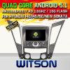 Auto DVD van 5.1 Versie van Witson de Androïde voor Hyundai Newsonata (W2-F9550Y)