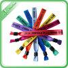 Wristbands tejidos promocionales de encargo de la venta caliente para los acontecimientos