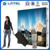 Addvertising portátil de aluminio Po soporte de la bandera de visualización