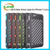 Kreative Shockproof Klinge-Rüstungs-schützender Kasten für iPhone 7/7/6s/6 plus