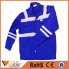 Безопасность изготовленный на заказ Workwear логоса дешевого Unisex отражательная одевая куртки тяжелой работы