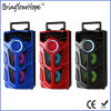 HOOFD Lichte Draagbare Houten Spreker met Bluetooth (xh-ps-727)