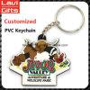 PVC Keychain di abitudine di alta qualità di promozione