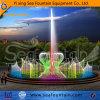 Fontaine multicolore de musique d'éclairage LED de Seafountain