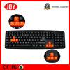Клавиатура разыгрыша USB ключей Djj2117 игры нормального 8 стандартная