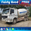 Camion utilizzato del miscelatore di HOWO del camion del miscelatore di HOWO