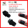 Mini-CCTV-Kamera 90 Grad-Objektiv-breite Spannungs-Minidrohne-Kamera mit Audio