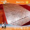 タンザニアの市場のための18mmのタケコア構築によって薄板にされる合板