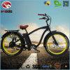Vélo électrique de plage de gros pneu de la bonne qualité 500W pour l'adulte
