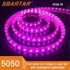 La tira de AC220V SMD5050RGBW LED LED caliente vendiendo por todo el mundo Spt-5050-RGBW