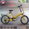 Mini vélo En15194 250W se pliant électrique bon marché