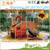 Спортивная площадка пластичных детей игр парка Amusment напольная (WOP-046B)