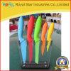 El cuchillo de cocina del acero inoxidable de la fuente 6PCS de la fábrica fijó con el sostenedor de acrílico (RYST0114C)