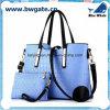 Bw1-175 Handtasche, neue Beutel-Fabrik, echtes Leder-Handbeutel