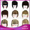 Vario Colors Peruvain Virgin Hair Fringe Neat Clip in Bang