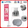 Drapeau télescopique en aluminium d'indicateur d'indicateur extérieur de plume (LT-14)