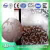 verre modelé de 3mm-6mm avec du CE et l'ISO9001