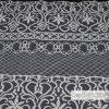 レース、衣服のアクセサリのレースのかぎ針編みによって編まれる綿織物のレース、L267