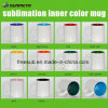 Freesub Inner Color Ceramic Mug per Sublimation (SKB04)