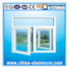 Marco de aluminio para hacer puertas y Windows de la fábrica de China