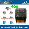 12V/24V Auto 10A PWM DEL Digital Display Solar Charge Controller