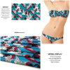 Напечатанная цифров ткань Spandex полиэфира для одежды Джерси Swimwear/