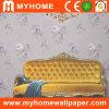 Recubrimiento de paredes impermeable del PVC con profundamente realzado