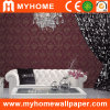 PVC de Guangzhou Cheap Wall Paper pour Home Decoration