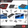 Braçadeira inter do preço de fábrica para a montagem do painel solar (ZX048)