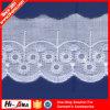 Patrones africanos de calidad superior del vestido del cordón del control de calidad el 100% de Stict